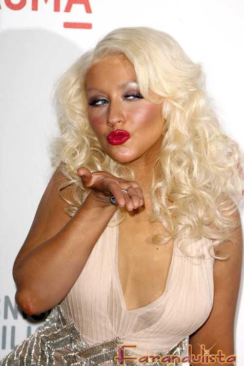 Christina Aguilera tiene novio nuevo, Matthew D Rutle? Mmmm....