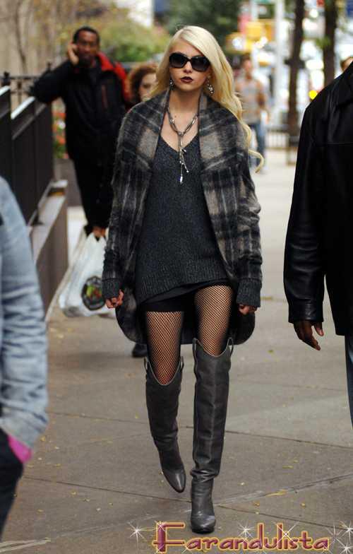 Taylor Momsen fuera de Gossip Girl?