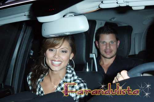 Vanessa Minnillo y Nick Lachey comprometidos | Someone is going to cry