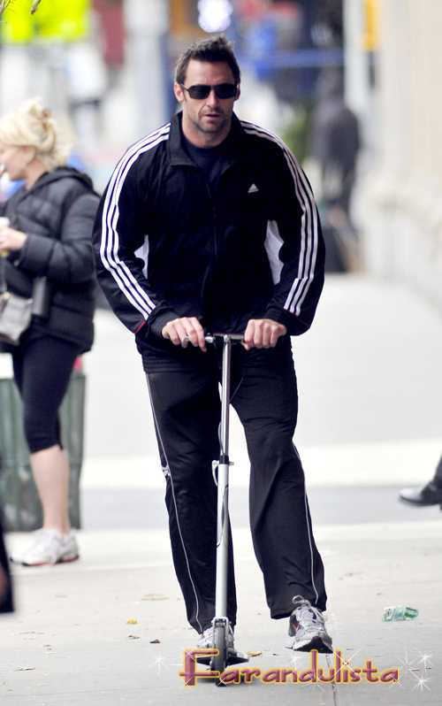 Hugh Jackman rechaza animar Los Oscars 2011 |