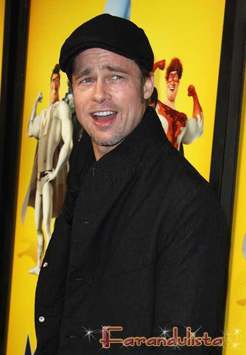 Brad Pitt producira el film de los mineros chilenos?