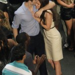Robert Pattison & Kristen Stewart besandose| Rob and Kristen kissing!|