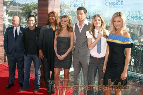 Nominados a los People's Choice Awards 2011