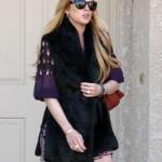 Lindsay Lohan quiere orden de restriccion contra paparazzi
