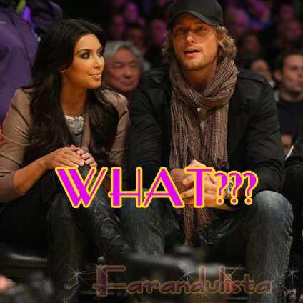 WHAT? Kim Kardashian & Gabriel Aubry juntos?? WHY??