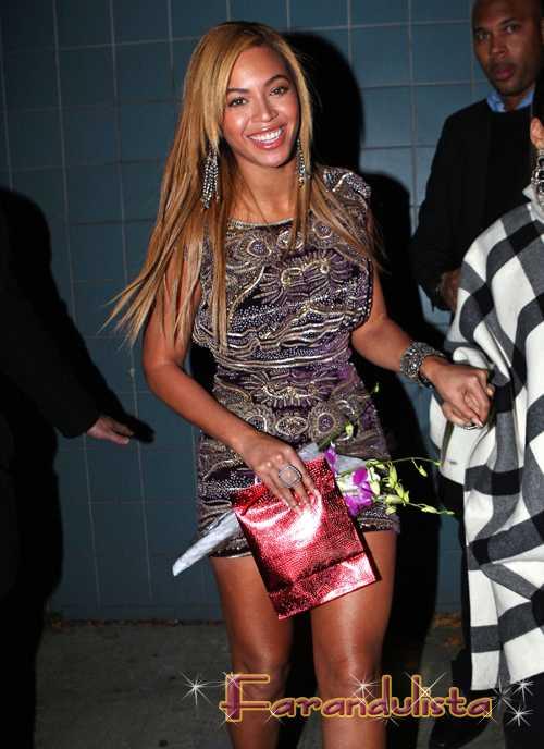 Los regalitos de Beyonce en Navidad