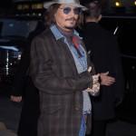 Johnny Depp: no me gustan los teléfonos