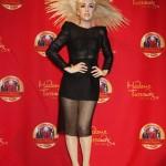 Lady Gaga: 8 estatuas de Cera en el Madame Tussauds