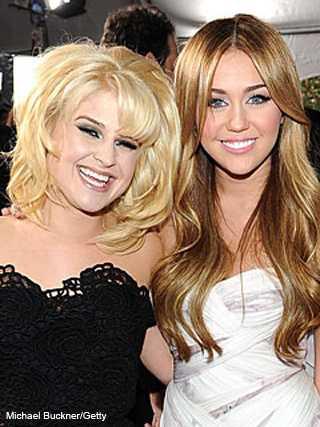 Miley Cyrus & Kelly Osbourne - Las nuevas BFF?
