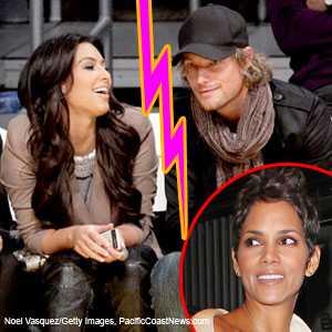 Kim Kardashian & Gabriel Aubry terminaron -- Ooh, Really?