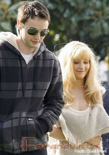 Christina Aguilera admite estar enamorada de Matthew Rutler