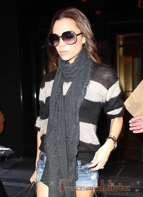 Victoria Beckham embarazada por cuarta vez!! Sera niña???