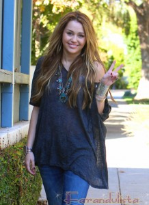 Miley Cyrus es la peor influencia del 2010 - Segunda vez!