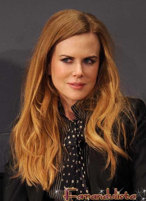 Nicole Kidman admite Botox... Ooh, really? Pero solo una vez!