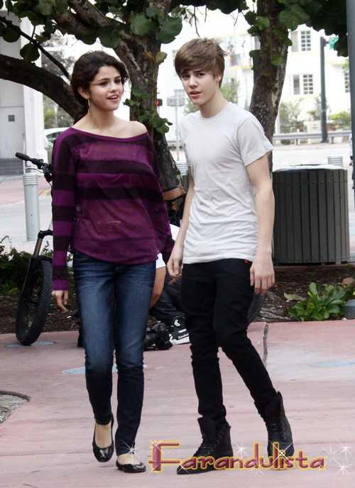 Selena Gomez amenazada de muerte por fotos besando a Justin Bieber