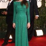 Angelina Jolie & Brad Pitt Golden Globe 2011 - Red Carpet