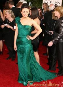 Red Carpet de los Golden Globe 2011 - Quien fue la Mejor Vestida?