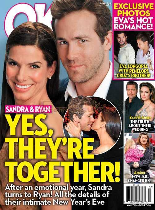 Sandra Bullock y Ryan Reynolds tienen un romance? OK!