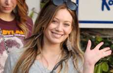Hilary Duff embarazada? Nope!