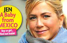 Jennifer Aniston adoptando un baby de México? No way!