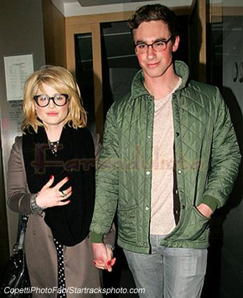 Kelly Osbourne tiene novio nuevo: Rob Damiani