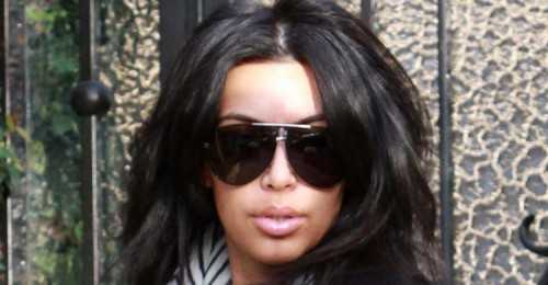 Kim Kardashian se infló los labios??? Jennifer Aniston ebria? - Gossip!