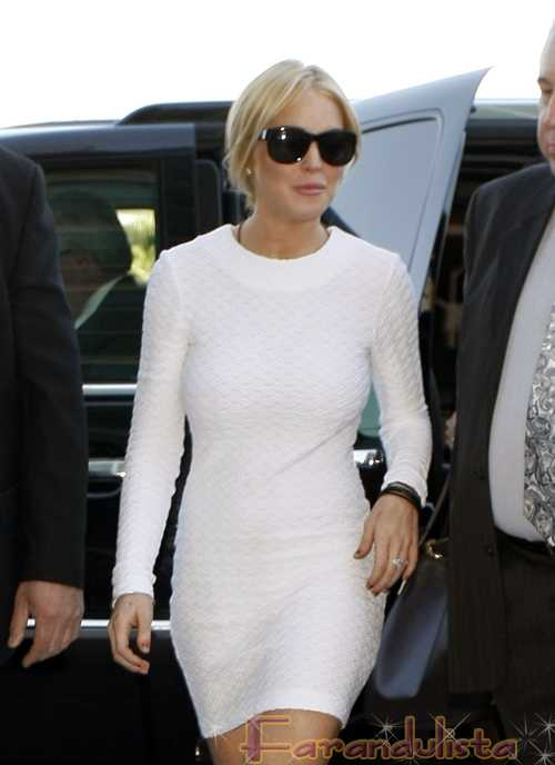 Lindsay Lohan es cleptomana o cabeza hueca?