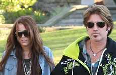 Miley Cyrus obliga a su padre Billy Ray a cancelar The View?