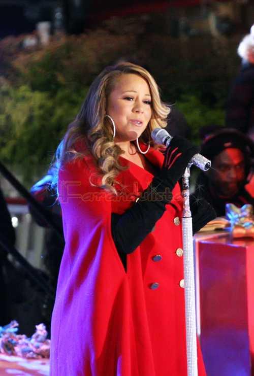Mariah Carey visita el hospital por contracciones. Esta bien!