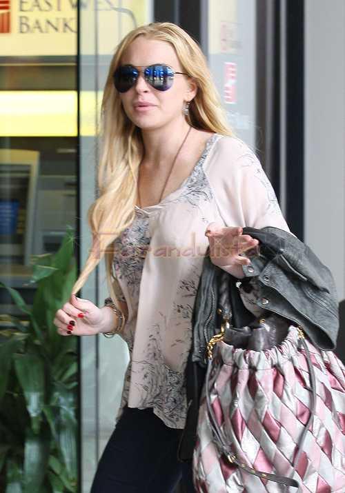 Lindsay Lohan ahora sera just 'Lindsay'