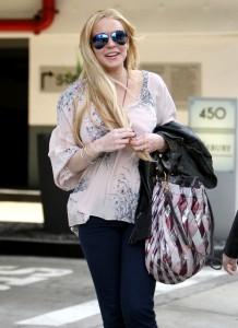Joyeria que acusa a Lindsay vende video de vigilancia