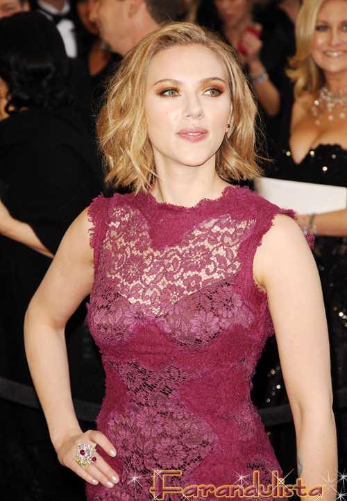 Scarlett Johansson y Sean Penn son pareja ... Ewww