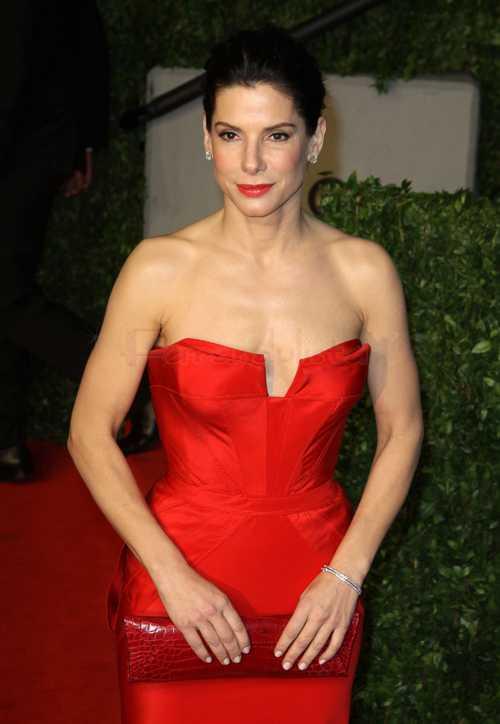 Sandra Bullock teme que Jesse James revele que es Lesbiana - Enquirer