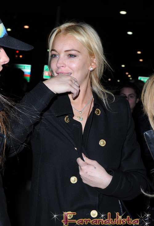 Lindsay Lohan rechaza acuerdo de culpabilidad, decide ir a juicio