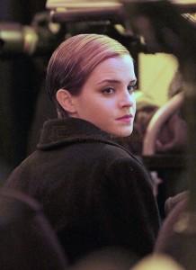 Emma Watson nuevo rostro de Lancome - Fotos en Paris