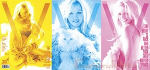 Britney Spears V magazine Spring issue - GORGEOUS!!!!