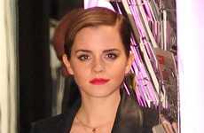 Emma Watson nuevo rostro de Lancome – Fotos en Paris