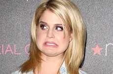 Kelly Osbourne en Macy's como Material Girl – Call Fashion Police!!!