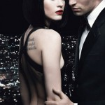 Megan Fox Armani Code Pour Femme Promos & Video - HOT!