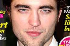 Robert Pattinson en Playgirl magazine [UK]
