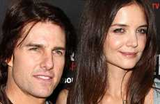 Tom Cruise & Katie Holmes en la Premier de The Kennedys