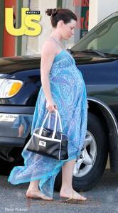 Evangeline Lilly embarazada - Pic! Gossip enlatados!!