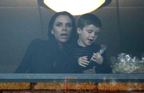 El nombre de la hija de Victoria Beckham: Santa o Justine Bieber Beckham?