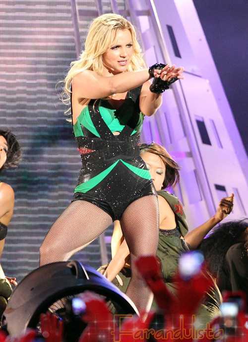 Britney Spears ya no baila igual... La Brit de antes Vs. La de Ahora - VIDEO