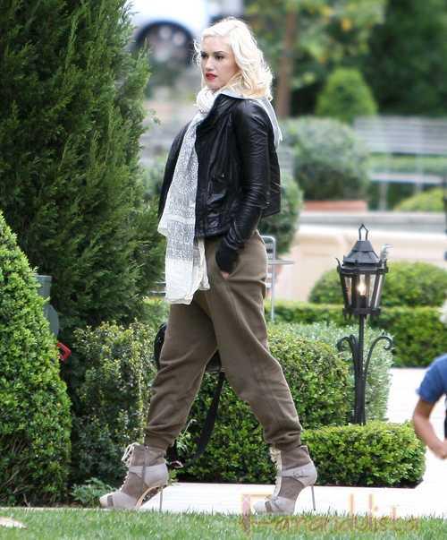 Gwen Stefani: Soy Vanidosa [Elle magazine]