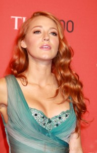 Gossip Girl Blake Lively ahora es pelirroja! Hot or Blah?