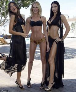 Las modelos de Victoria's Secret revelan su secreto...