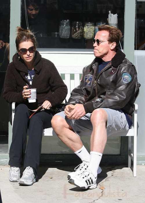 Arnold Schwarzenegger y Maria Schriver se separan