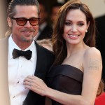 Angelina Jolie & Brad Pitt The Tree Of Life Premiere en Cannes