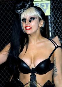 Lady Gaga original en Best Buy... OMG!